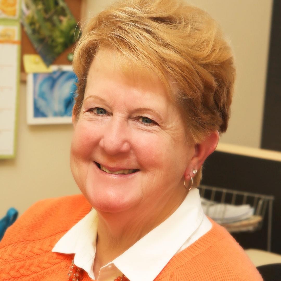 Rosemary Kay . Bookkeeper